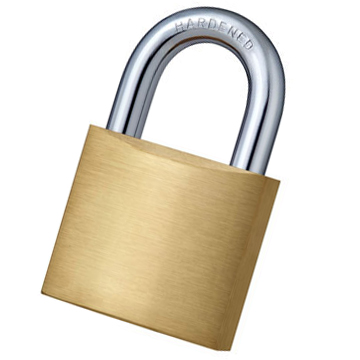 padlock symbolizing security of Sydney Cheap Storage